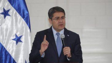 Presidente Honduras