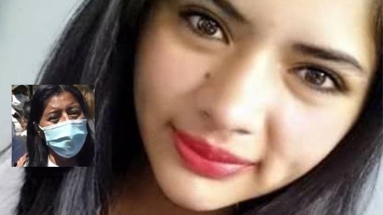 'Gente extraña y policías rodean mi casa': madre de Keyla Martínez denuncia persecución