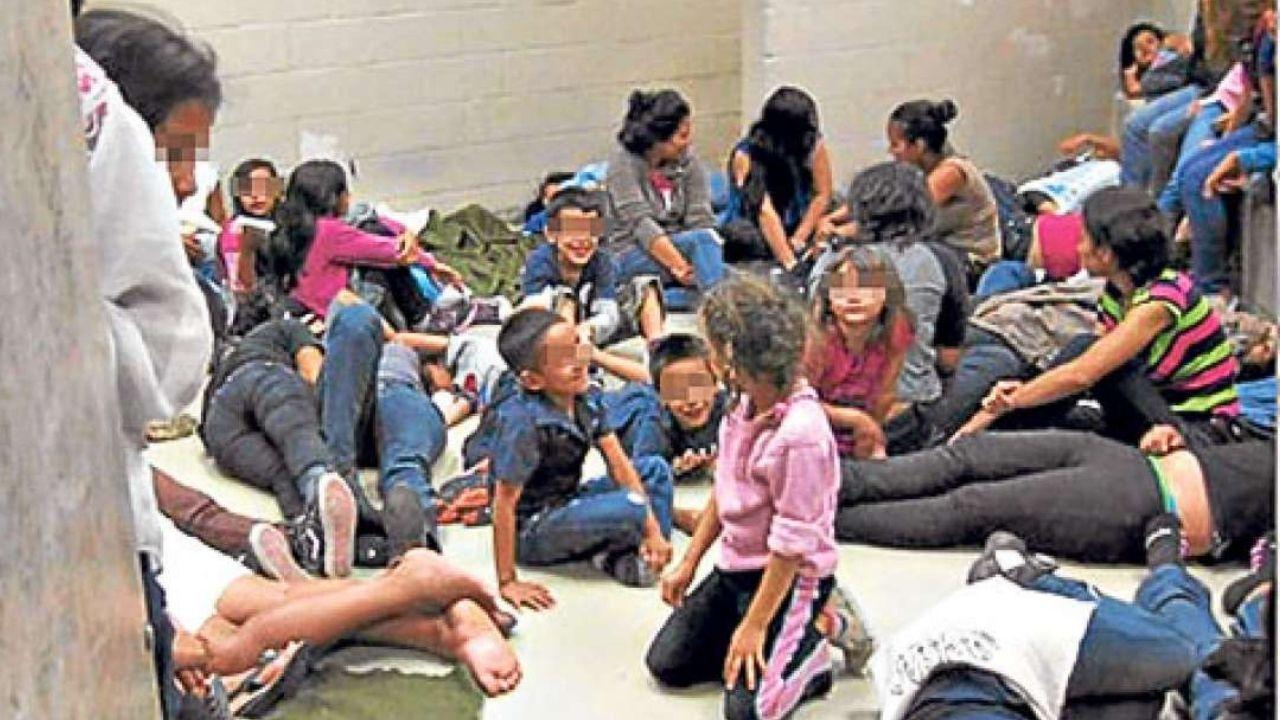 Miles de menores centroamericanos están cruzando solos hacia Estados Unidos