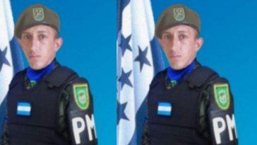militar raptado
