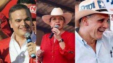 aspirante a la presidencia de honduras