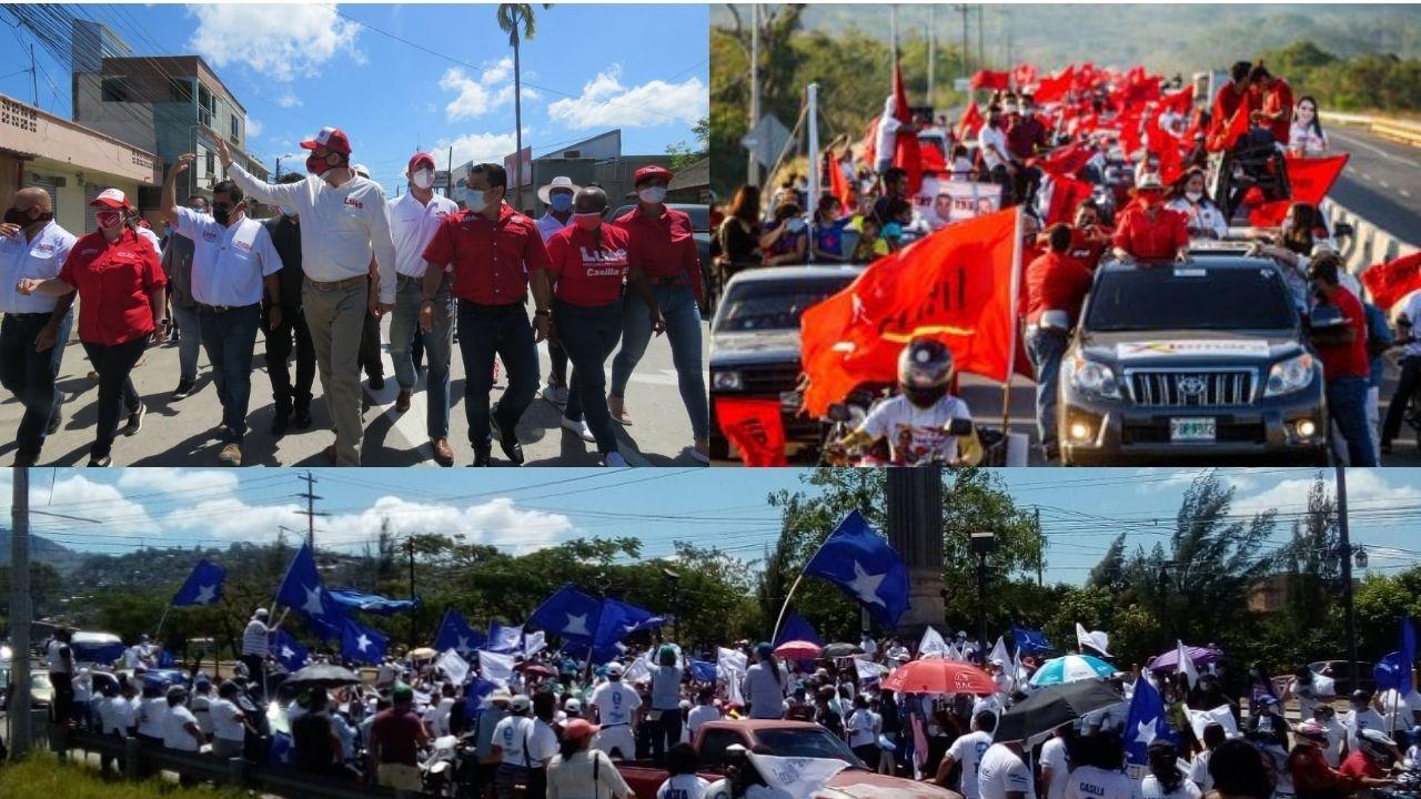 Inicia el 'silencio electoral' en Honduras de cara a las Elecciones Primarias