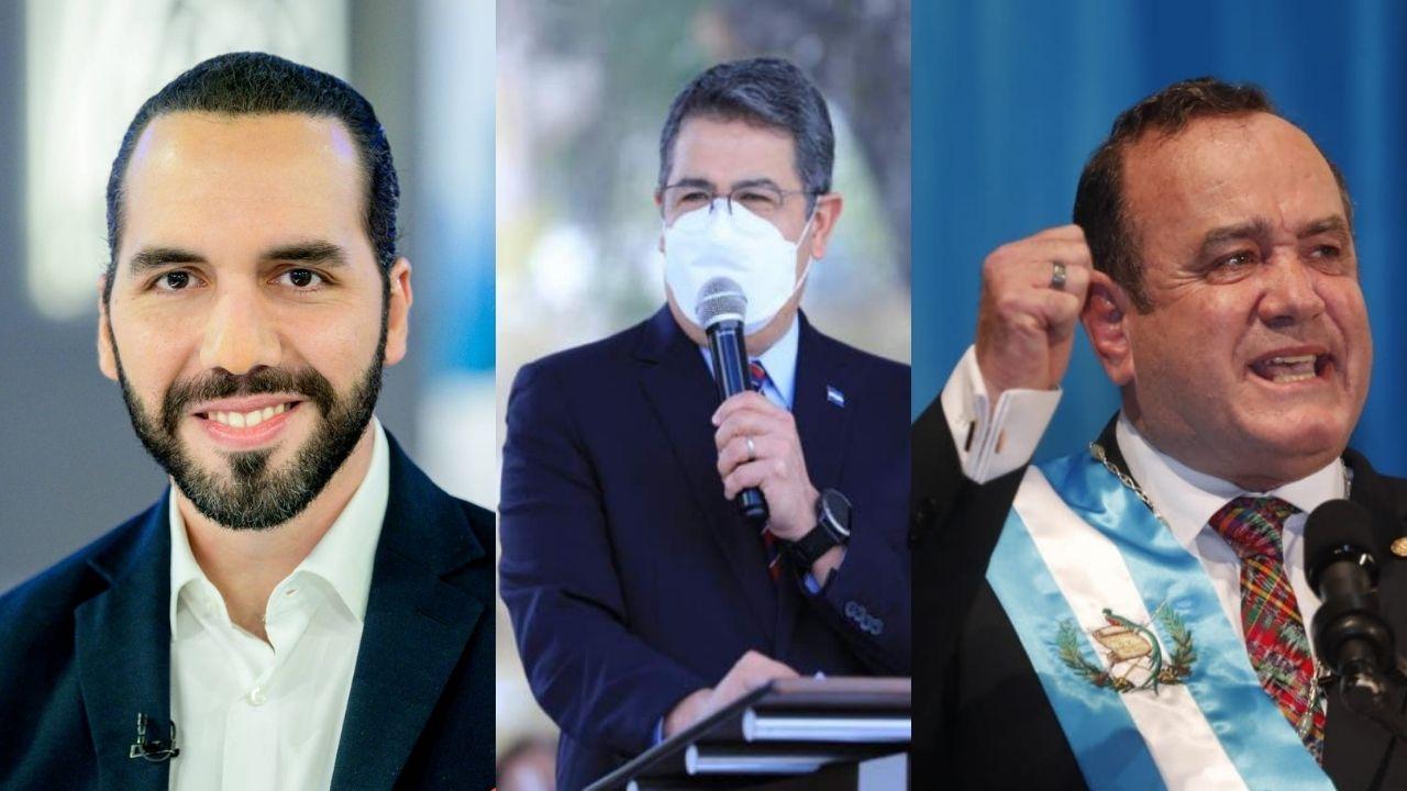 'Ni un dólar de la ayuda a Honduras, Guatemala y El Salvador irá a sus presidentes' advierte Estados Unidos