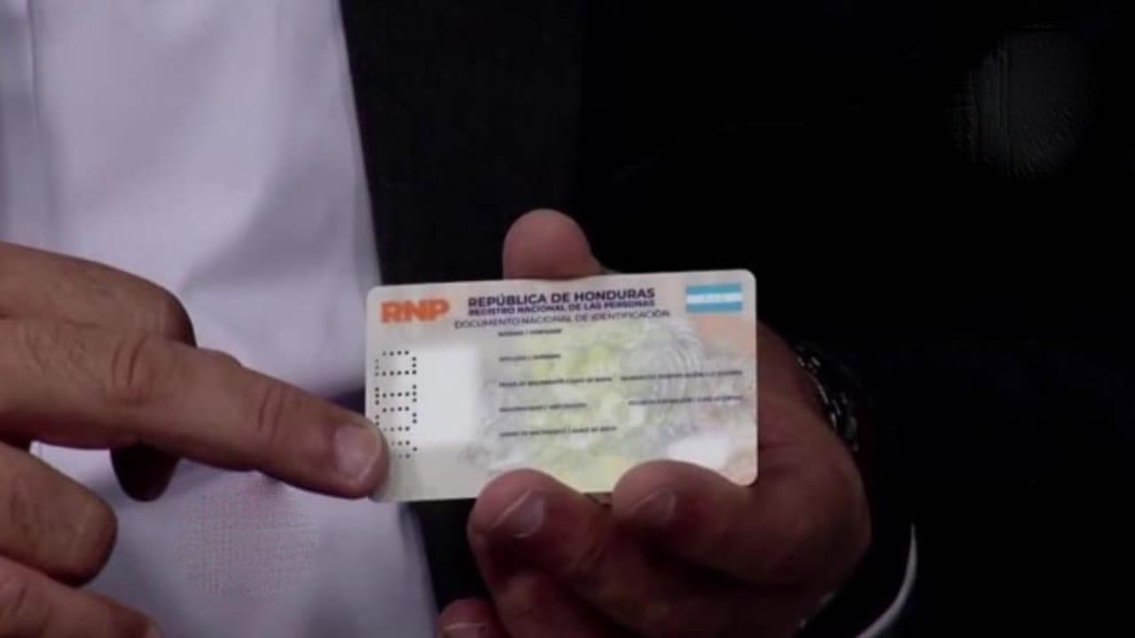 Arranca entrega del nuevo documento de identidad
