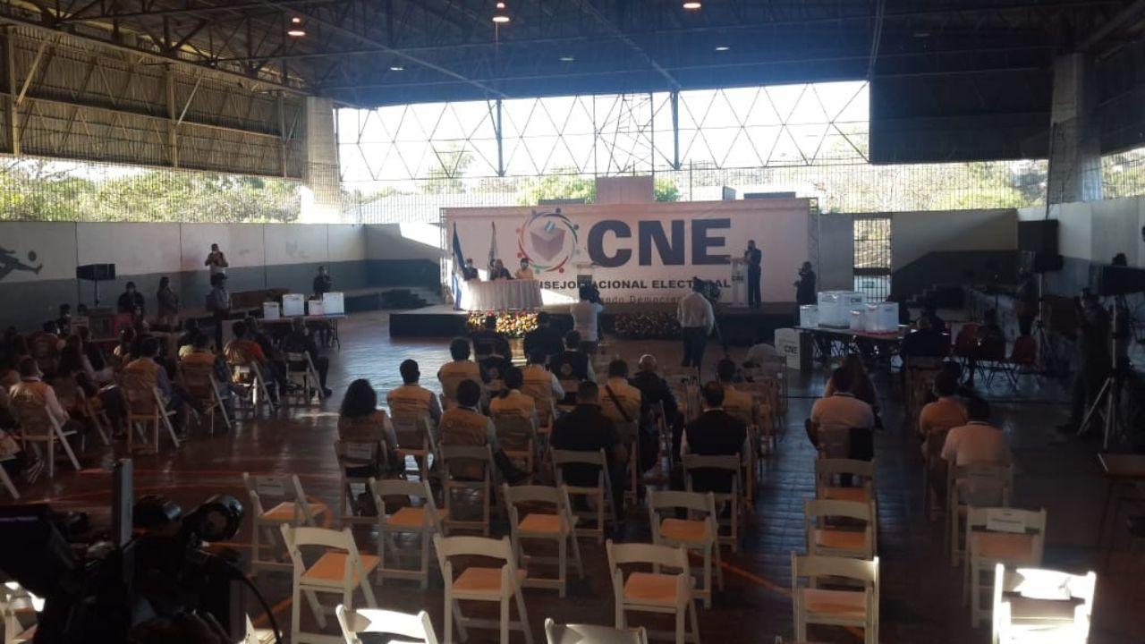 Elecciones primarias 2021: Inicia oficialmente el proceso electoral en Honduras