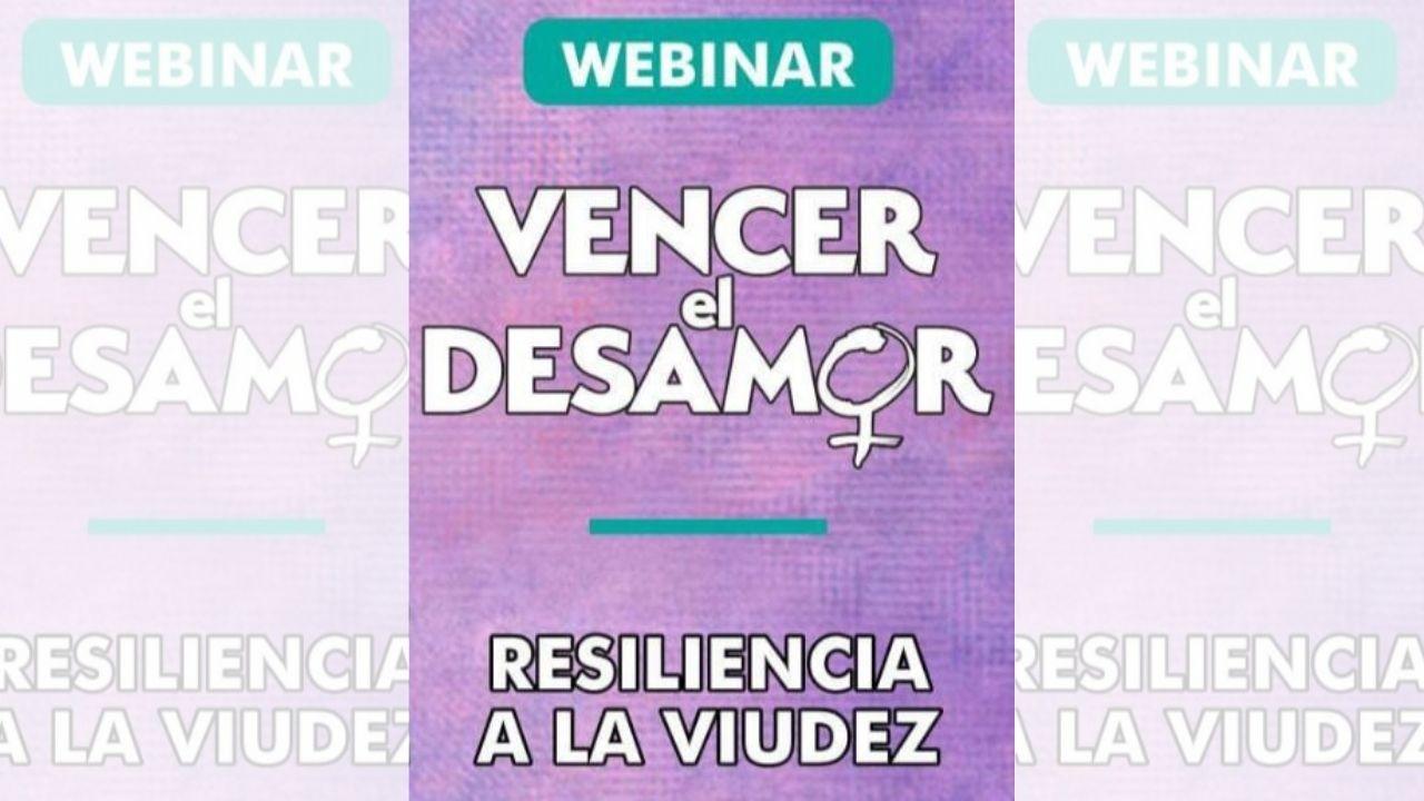 Webinar HRN: 'Vencer el Desamor', resiliencia a la viudez