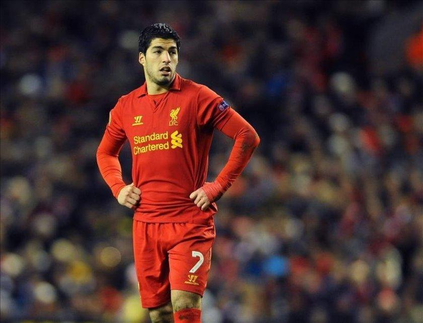 Liverpool estaría considerando el regreso de Luis Suárez
