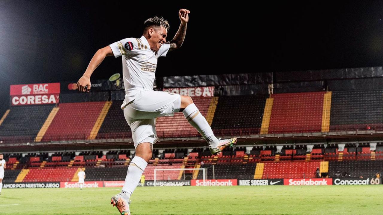 Ezequiel Barco le da un valioso triunfo al Atlanta United en su visita al Alajuelense