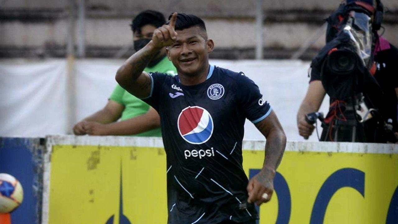 Con dobletes de Iván López y Roberto Moreira, Motagua goleó 5-2 a Honduras de El Progreso