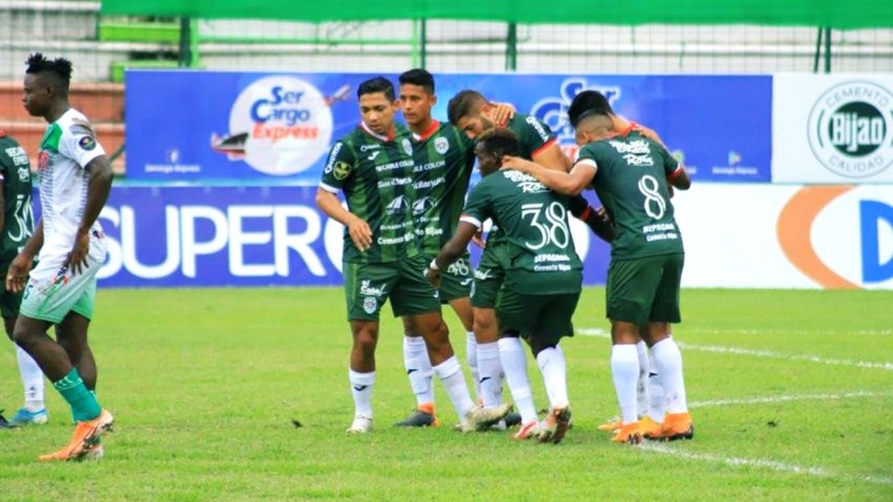 Marathón vence por 1-0 a Platense y recupera la sonrisa en el grupo A