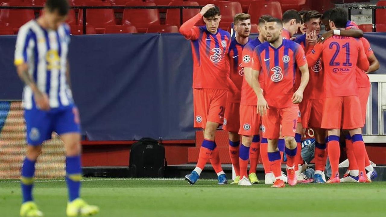 El Chelsea encarrila la eliminatoria ante el Oporto