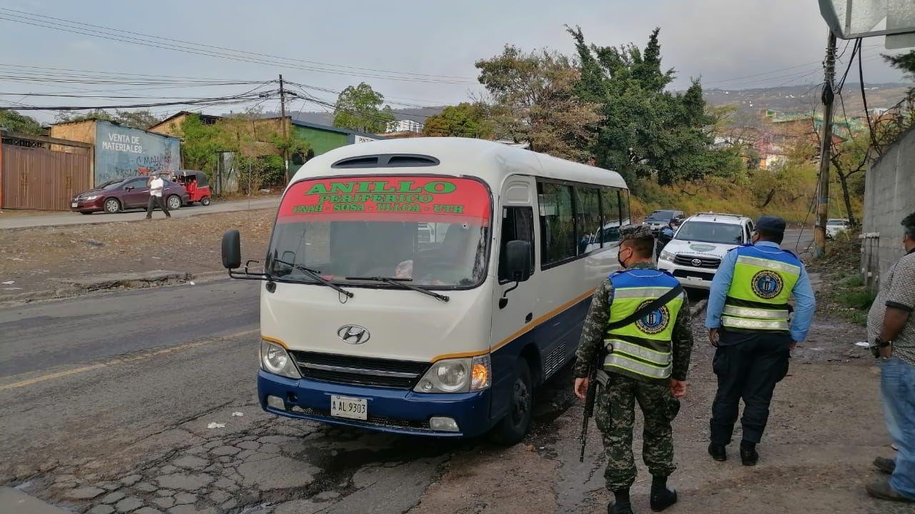 Muere conductor de rapidito atacado a balazos dentro de su unidad en Comayagüela