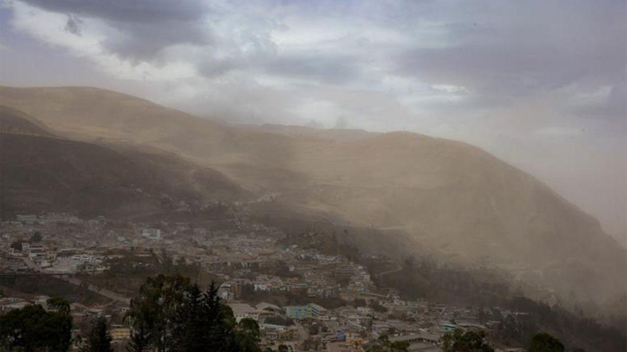 En estos lugares de Honduras se dará la mayor concentración de la ceniza volcánica, ¡tome en cuenta estas recomendaciones!