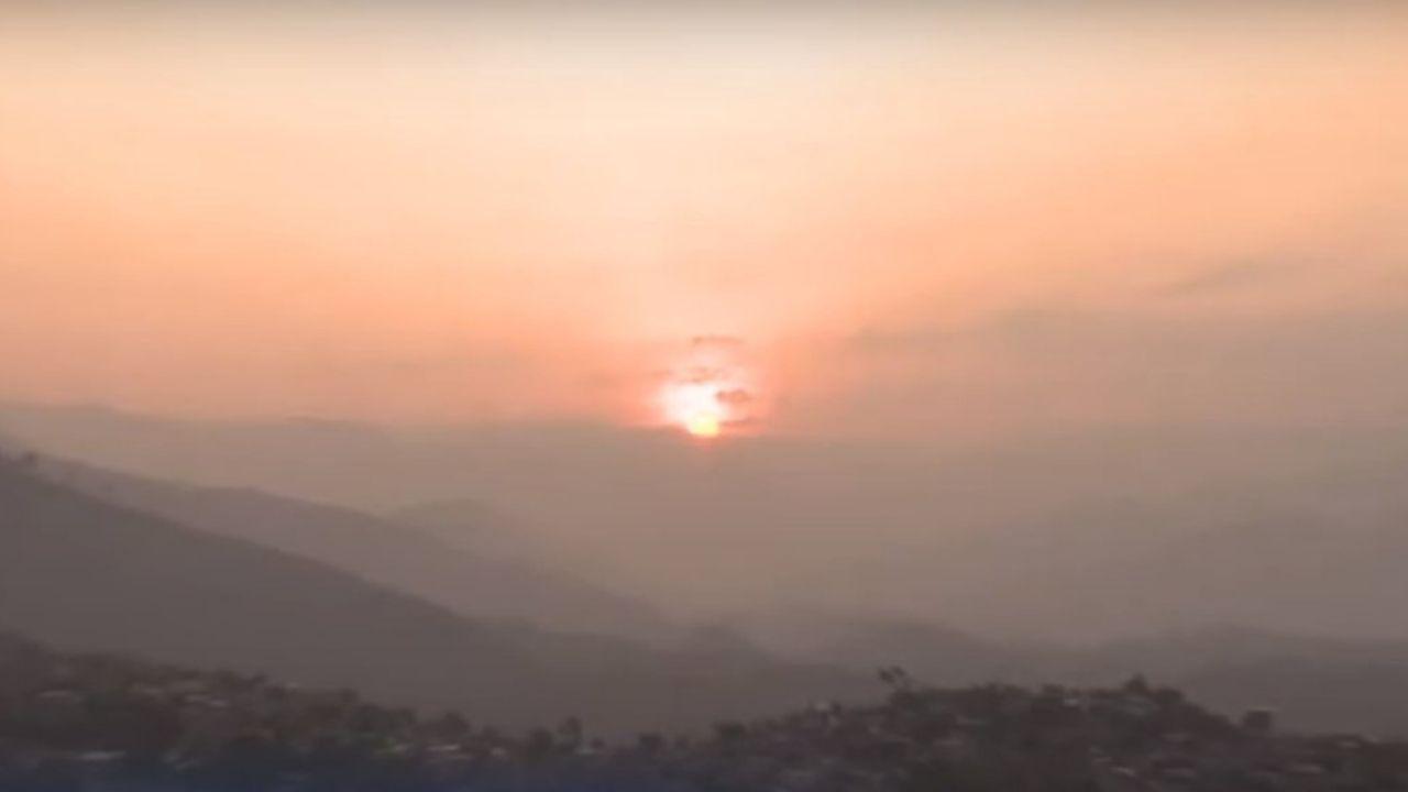 Estos 3 lugares de Honduras serán los más afectados por la nube de ceniza volcánica que afectará al país