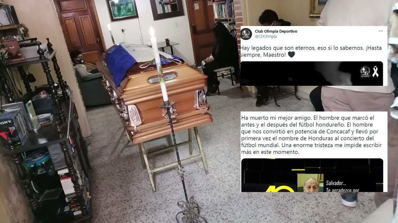 Chelato Uclés: exfutbolistas, equipos y periodistas deportivos lloran la partida del Profe