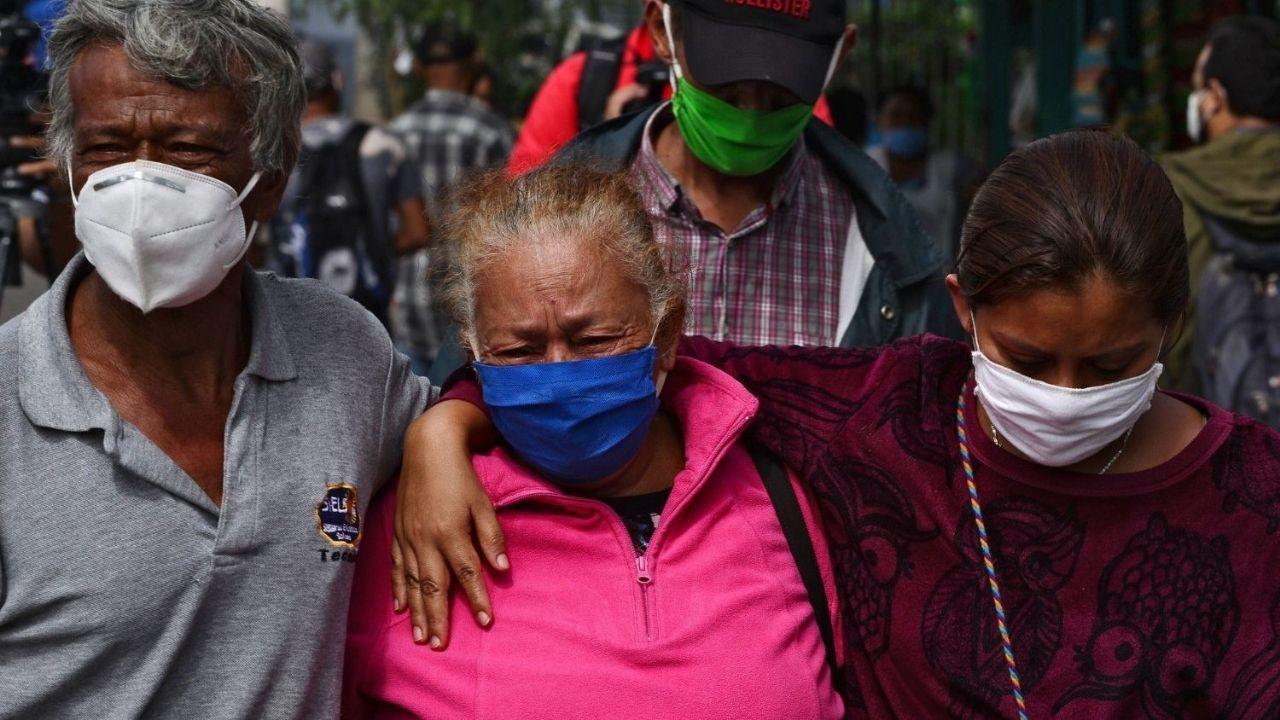 A los hondureños 'solo nos queda orar mucho por la misericordia divina'; médico pronostica 'lo peor' ante colapso hospitalario por covid