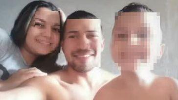 Familia hondureña