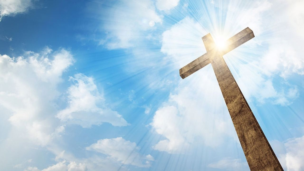 Imagen en donde aparece el rostro de Jesús conmociona a los cristianos, mira la foto viral