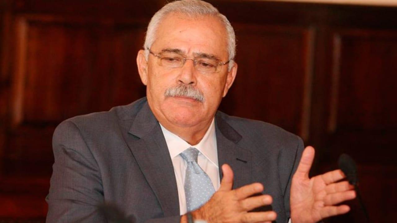 Trasciende que el diputado nacionalista Óscar Nájera está grave por covid-19