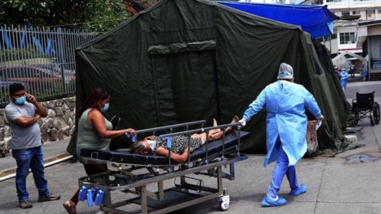 Solo cuatro de cada diez pacientes positivos logran recuperarse de covid en Honduras