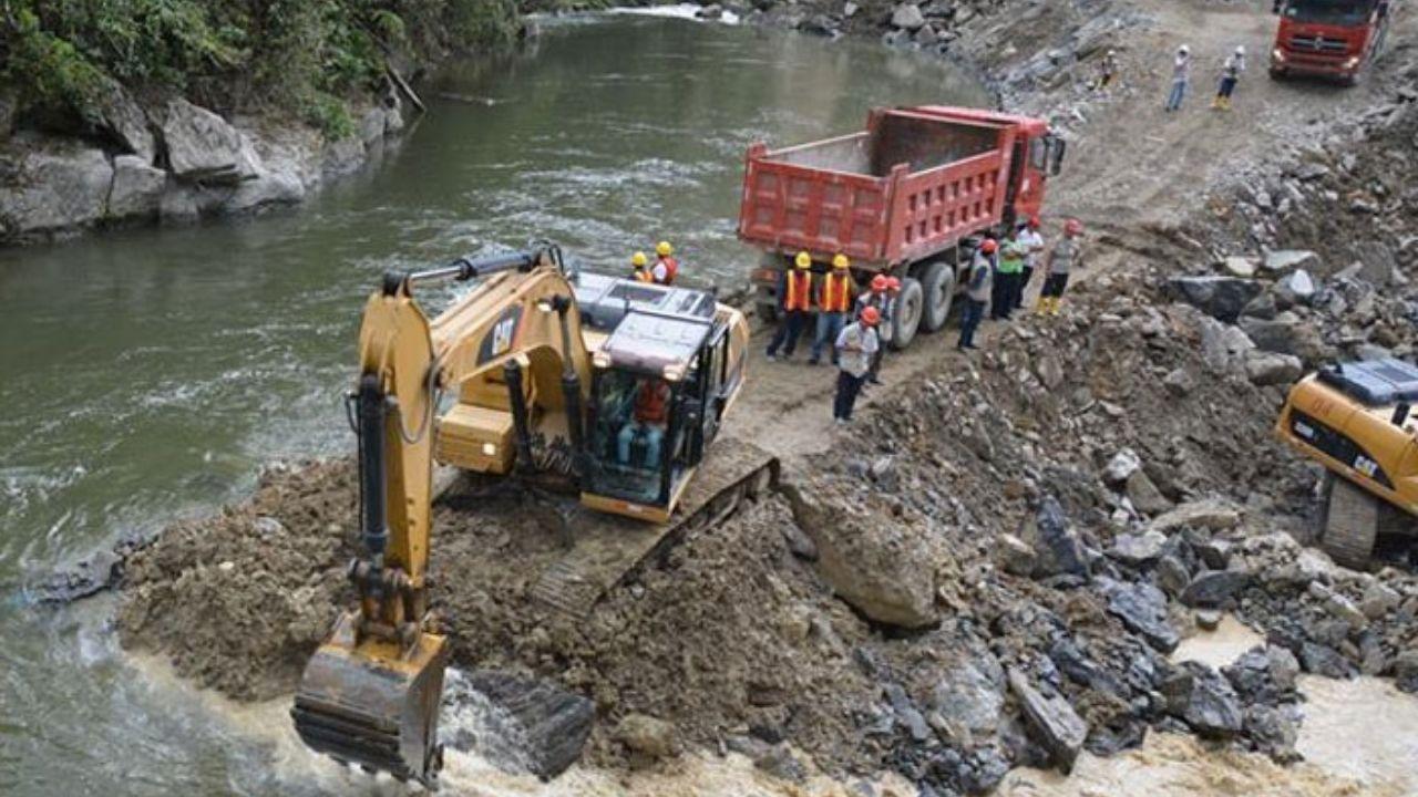 El BCIE financiará los estudios preliminares para una represa en Honduras