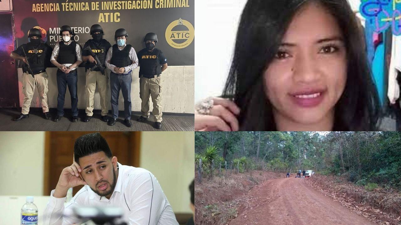 Caso Kevin, prisión para Marco Bográn, lo nuevo del caso Keyla Martínez y dos masacres: Los hechos más relevantes en Honduras esta semana