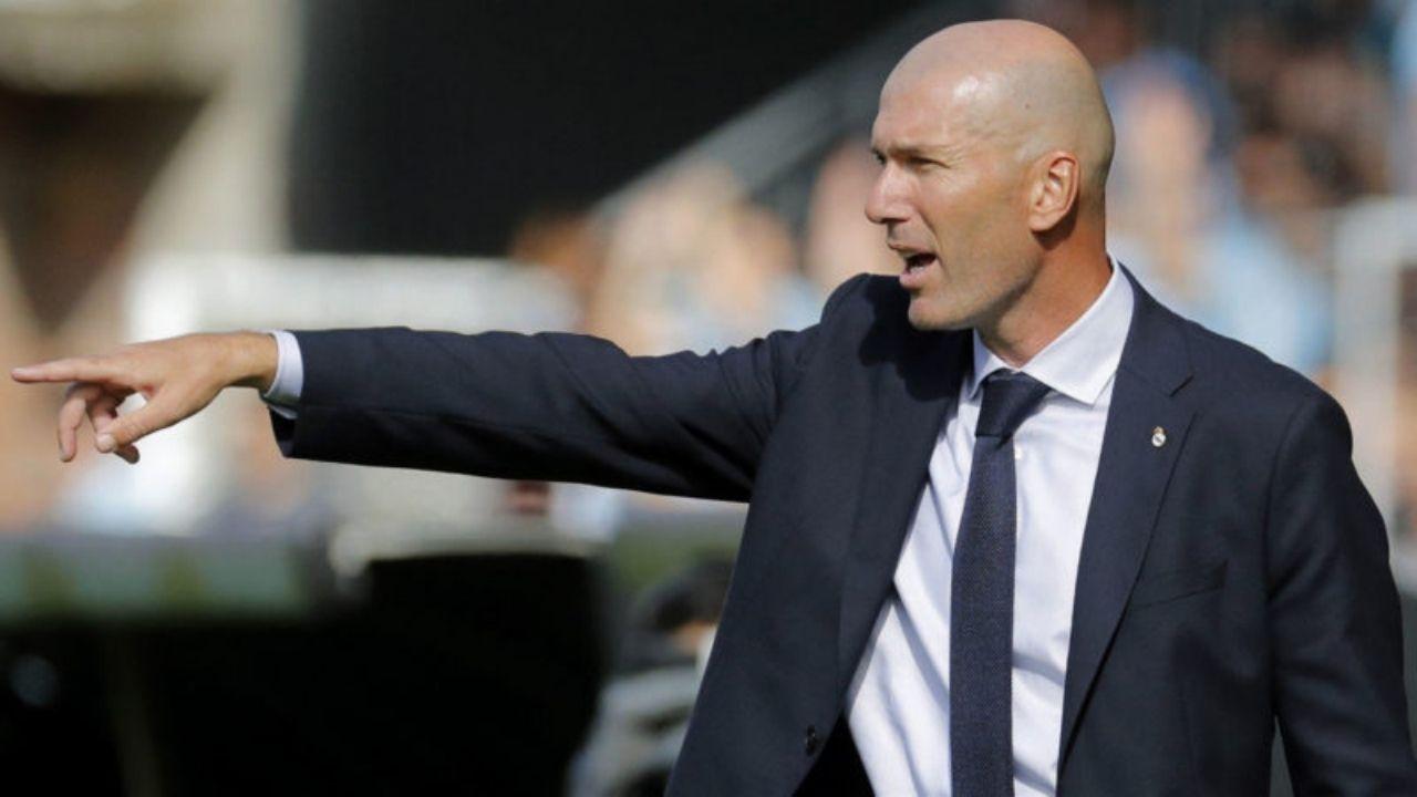 Zidane: 'Messi que se quede en el Barcelona, está bien ahí'