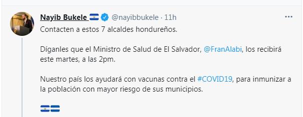 Honduras si permitirá el ingreso de la vacuna siguiendo el debido protocolo de ingreso