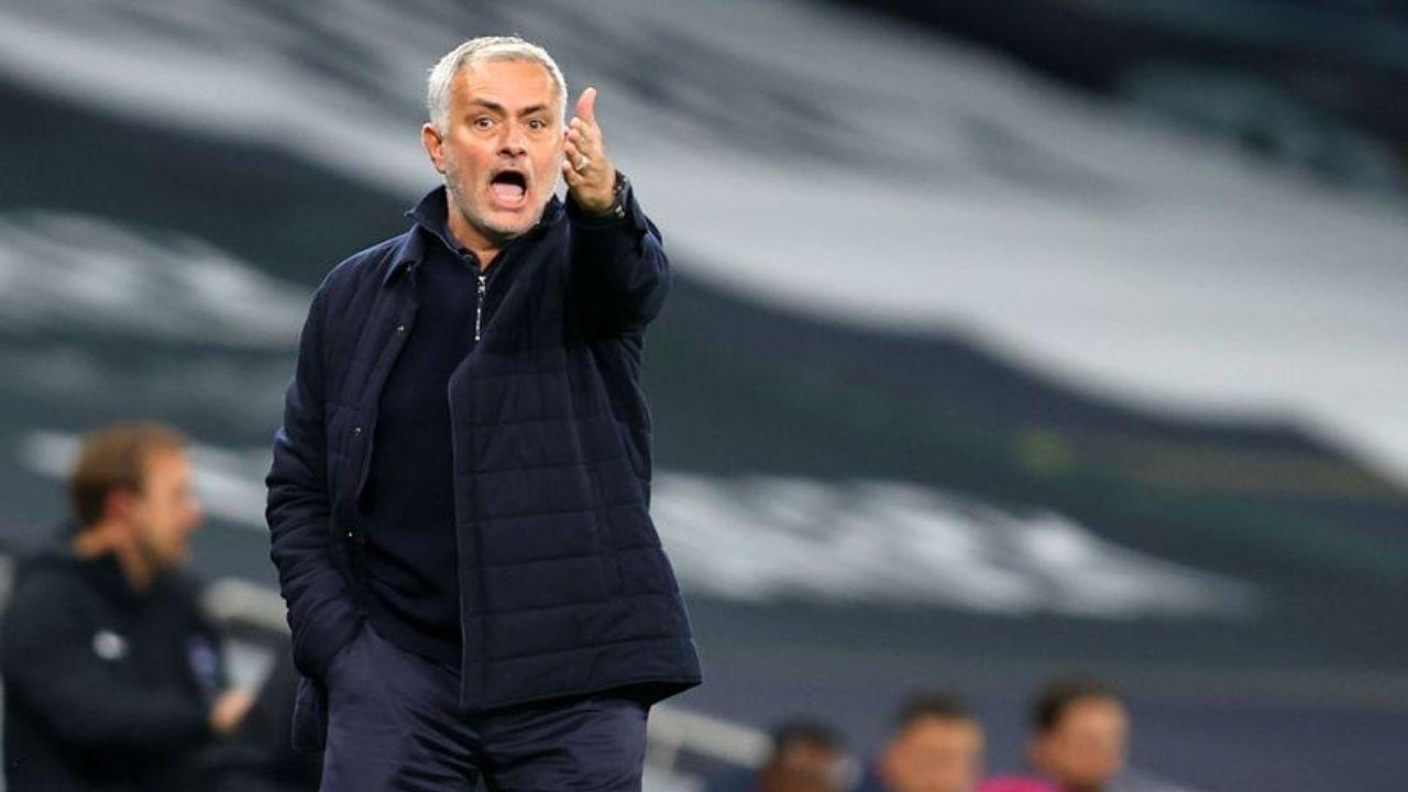 José Mourinho regresa a Italia con la Roma