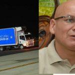 alcalde de cedros pide custodiar los caminos que traen la vacunas de el salvador
