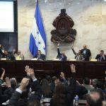 Congreso nacional aprobación ley electoral