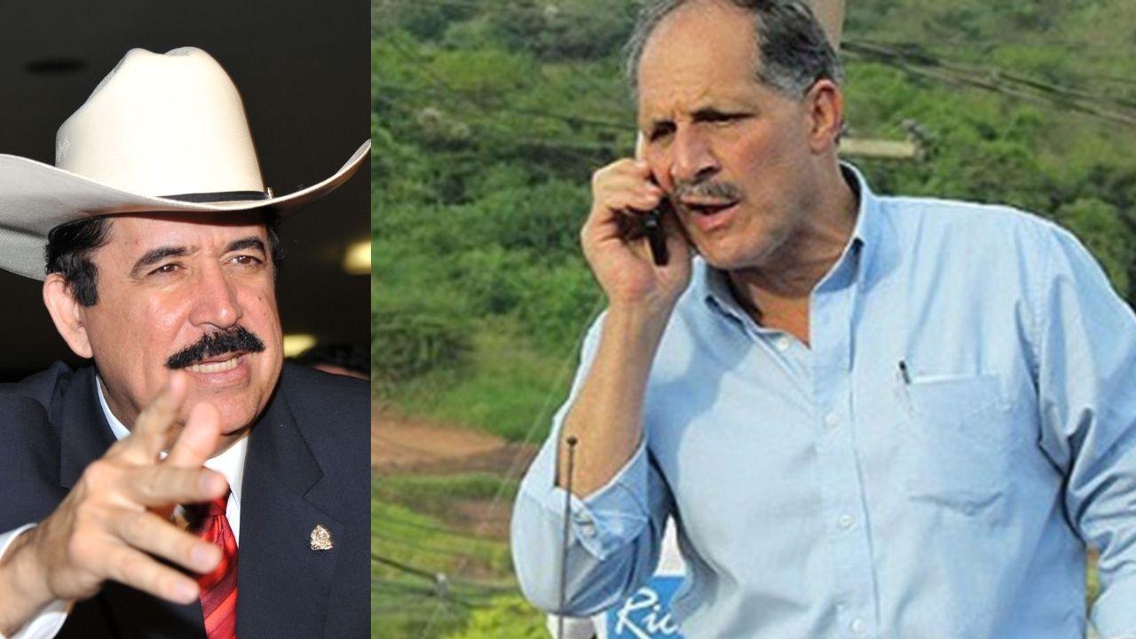 'Cuando Tito Asfura use botas va a ganar, con burros no creo' la jocosa conversación de Mel Zelaya en Carlos Ridel  Presenta
