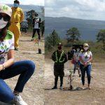 inica campaña de reforestacion en honduras