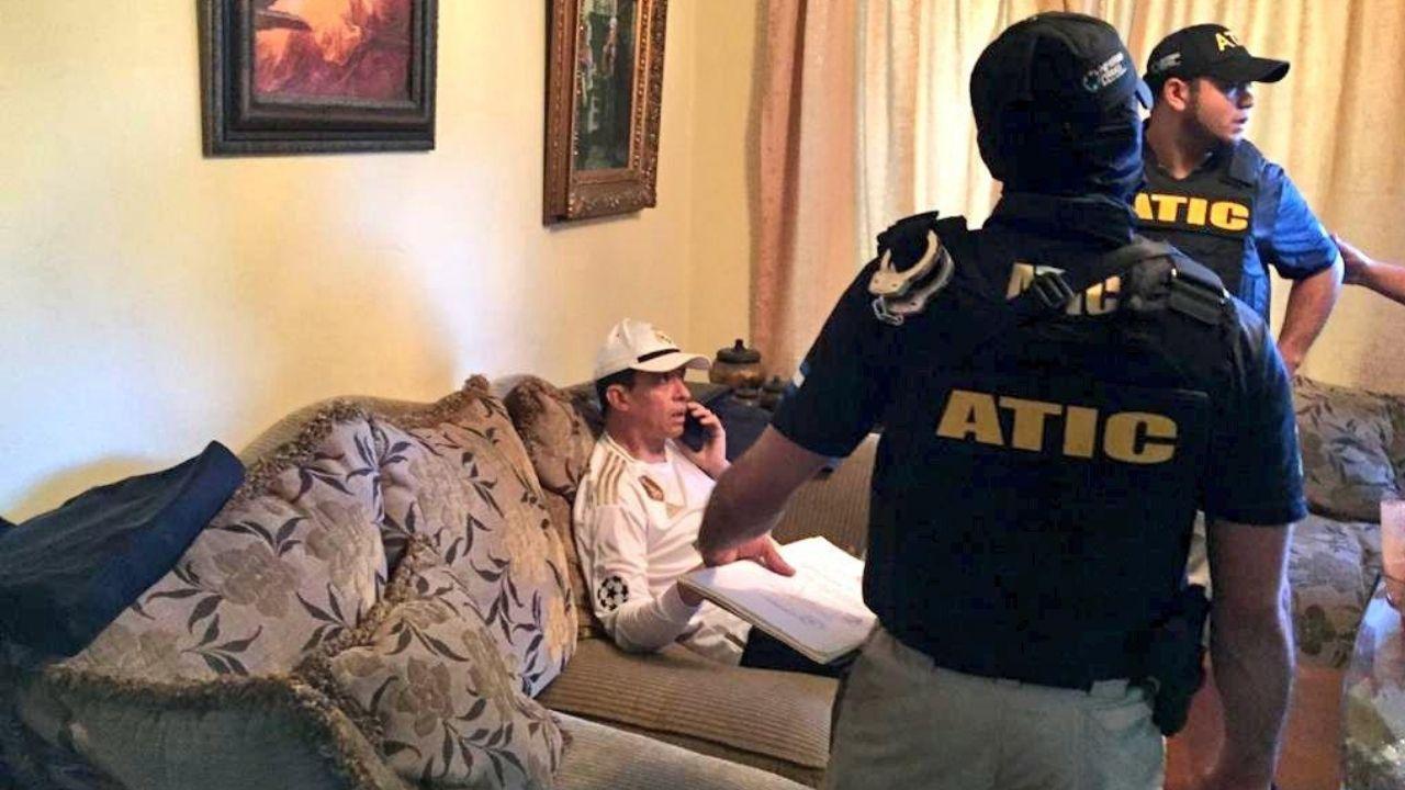 Confirman auto de formal procesamiento con prisión para Leonel Sauceda y su esposa acusado por lavado de activos