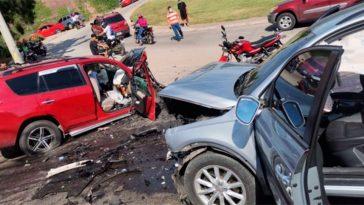 sucesos honduras accidente vial