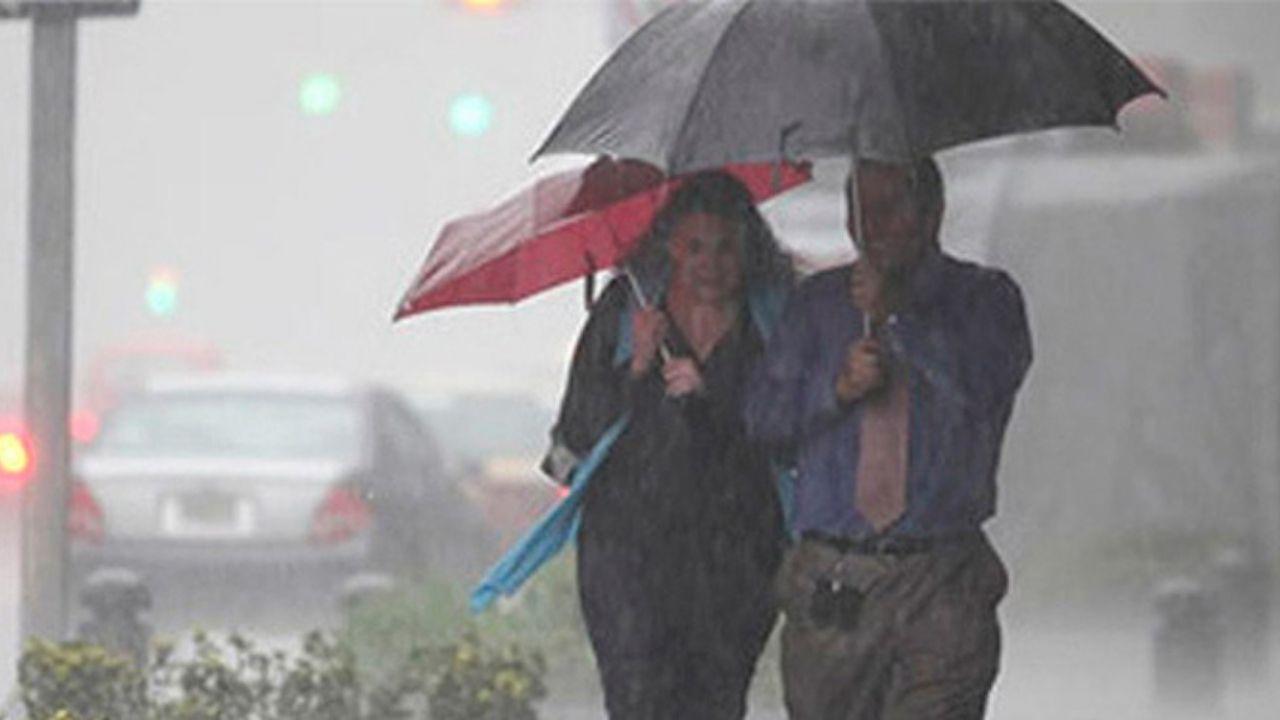 ¿Qué lugares de Honduras serán afectados por la lluvia acompañada con actividad eléctrica?