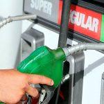 Precio de combustible en aumento