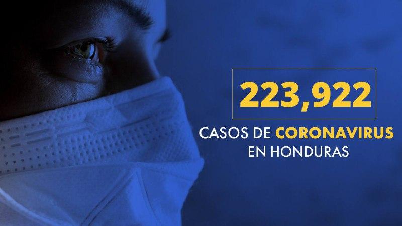 Sinager realizó este jueves 4,766 pruebas para detectar el covid, resultaron positivas 930