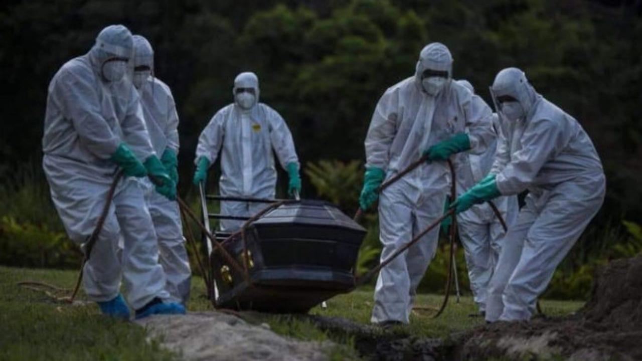 ¡Alarma! se duplica el número de  muertos por covid en Honduras
