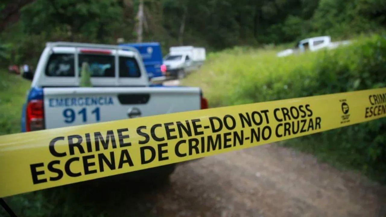 En una bolsa colgada en un poste fue encontrada la cabeza de un joven en Sabanagrande