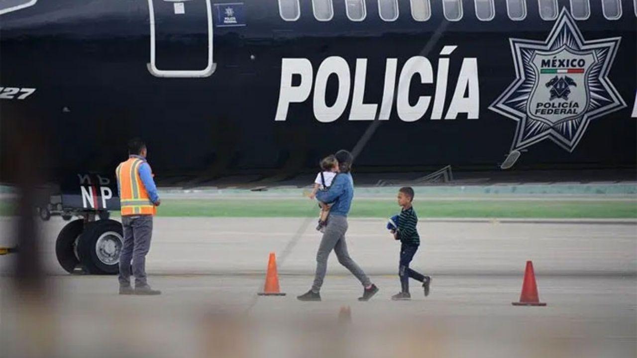 La deportación de hondureños indocumentados disminuye 11.8 % en cuatro meses