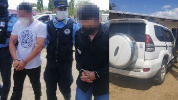capturan a sospechosos de narcotráfico