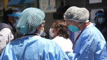 enfermeray enfermeros siguen muriendo en honduras por covid