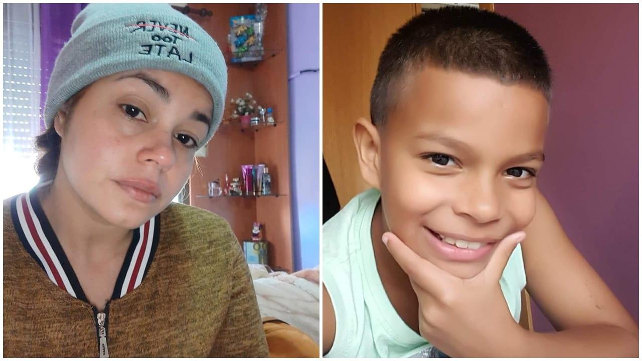 'Otro Día de la Madre sin ti hijo mío' el desgarrador vídeo de Karina Chinchilla madre de Enoc