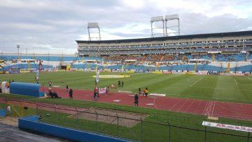 Estadio aficionados
