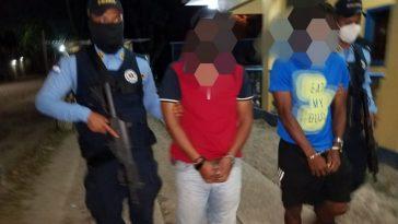hombres que secuestraron a una niña hondureña