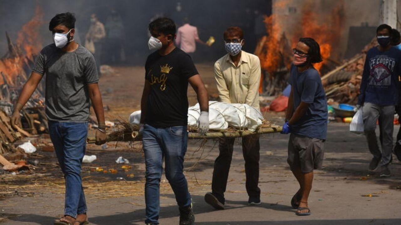 Al menos 15 muertos en un incendio en hospital para casos de covid en la India