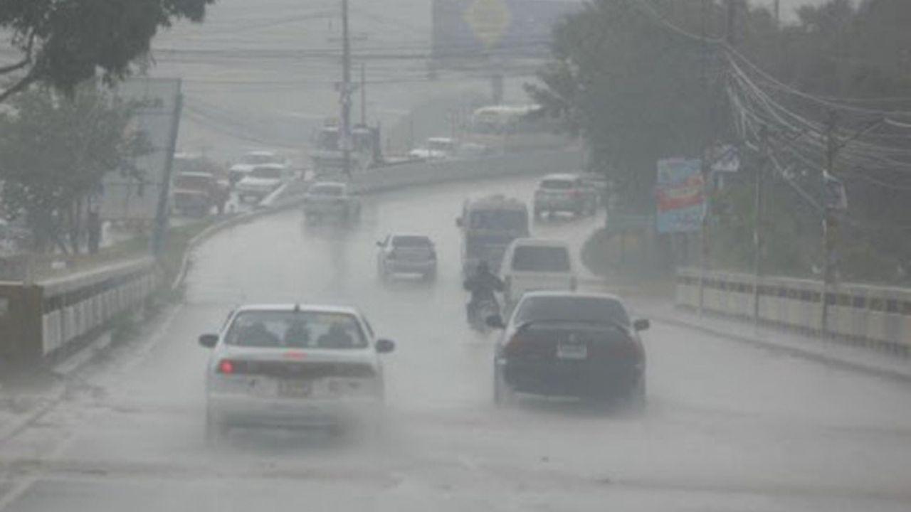 Fin de semana lluvioso le espera a Honduras, estas zonas serán afectadas