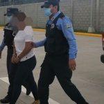 Mujer asaltante Honduras