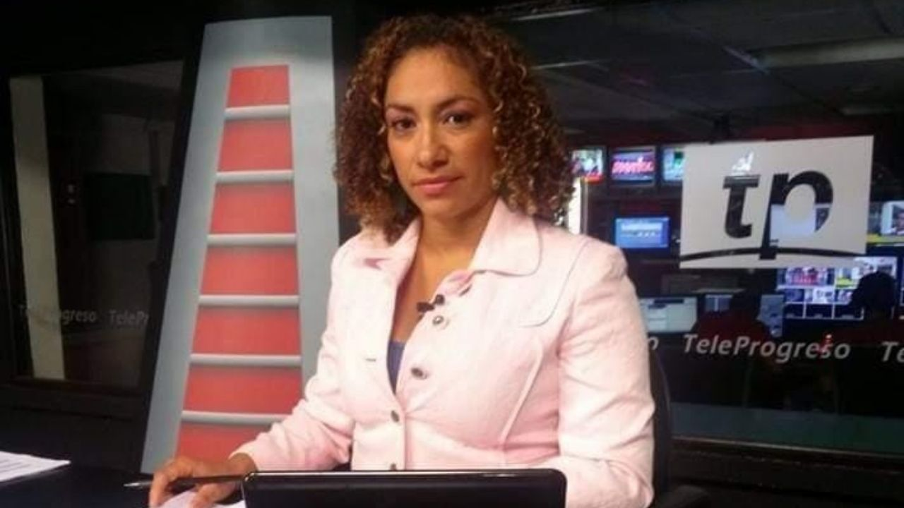El covid le arrebata la vida a periodista hondureña María Elena Cubillo